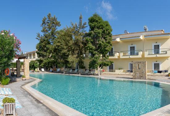 Singleurlaub im Single-Sportclub Paradise auf Korfu