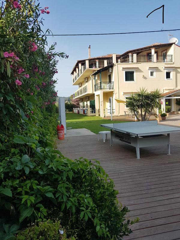 Single-Sportclub Paradise auf Korfu 2018